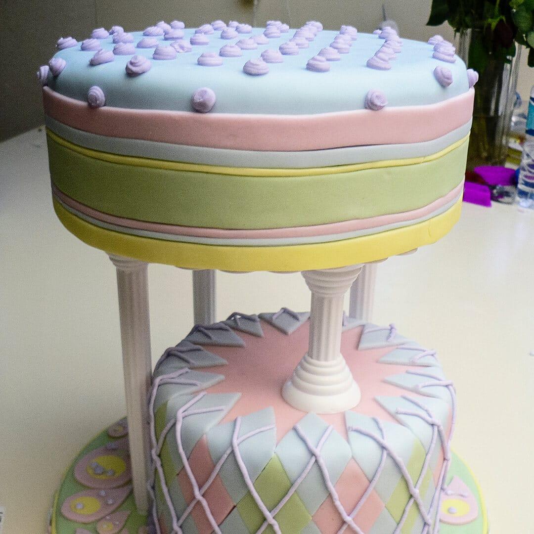 random design cake