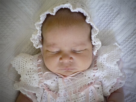 crochet-dress-baby-girl-confirmation-dress