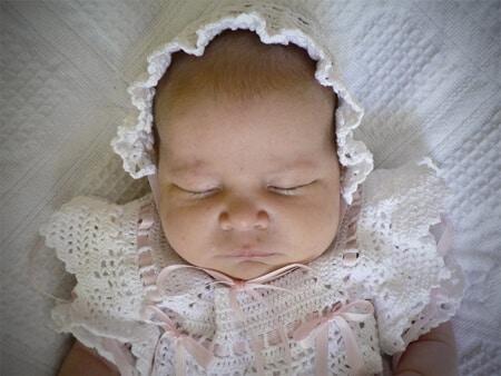 crochet-dress-baby-girl-confirmation-dress
