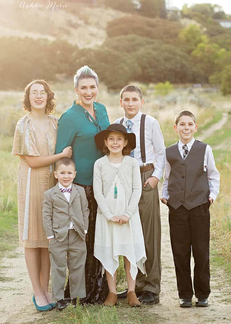 Ashlee Marie Family