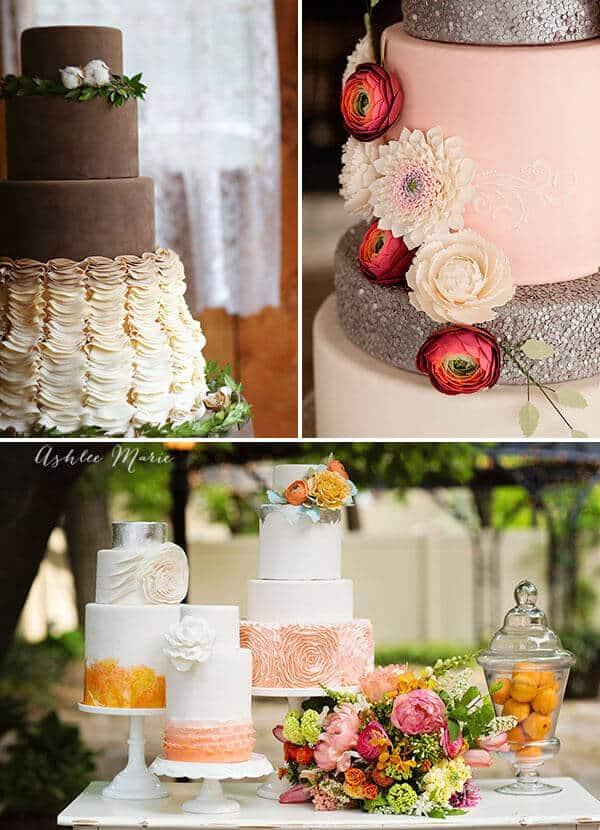 ashlee marie cakes tutorials - fondant, edible sequins, gumpaste flours, watercolor, wedding cakes, birthday cakes and more