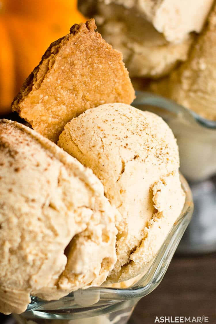 easy pumpkin ice cream recipe