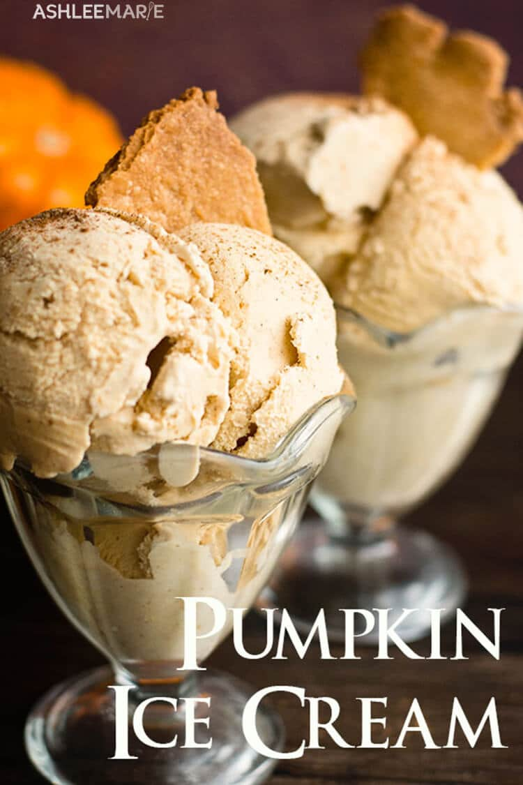 free pumpkin ice cream mystery