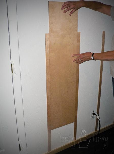 board and batten measuring