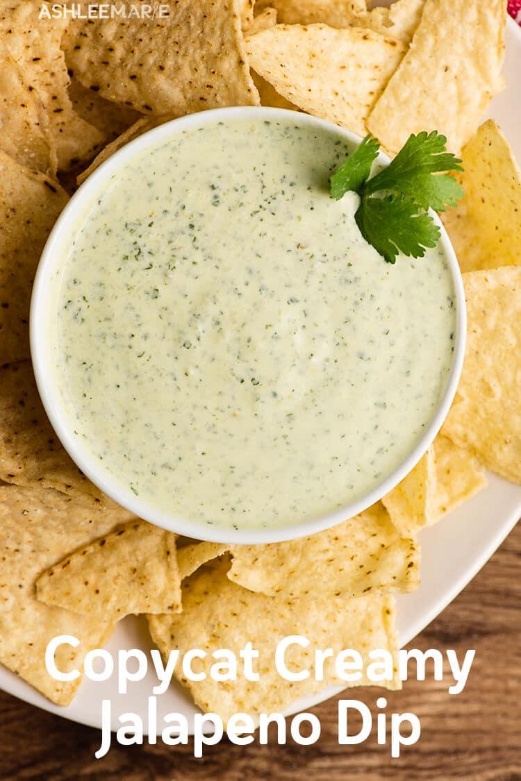 creamy pickled jalapeno dip recipe