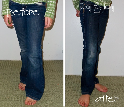 upcycled-bootcut-to-skinny-jeans-2