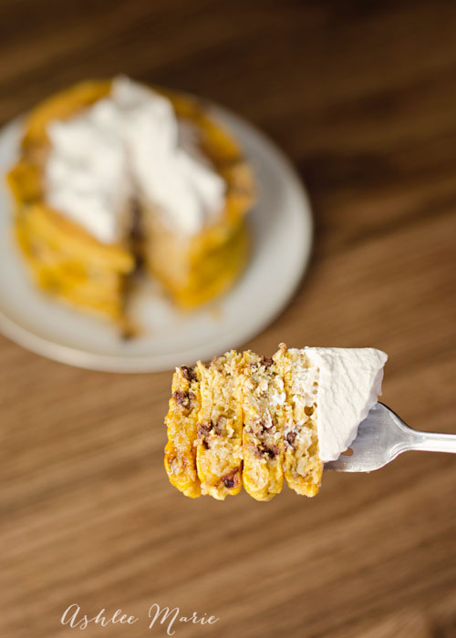 maple-whipped-cream-pumpkin-pancakes