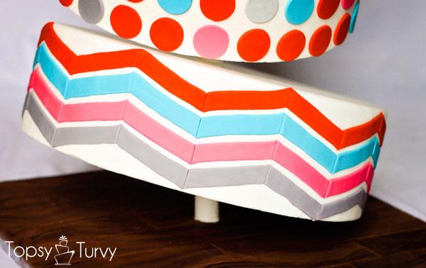 topsy-turvy-fondant-cake-chevron