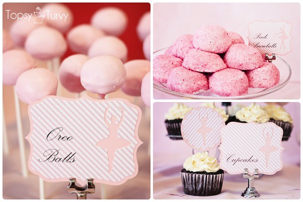 ballet-birthday-party-cake-balls-cupcakes