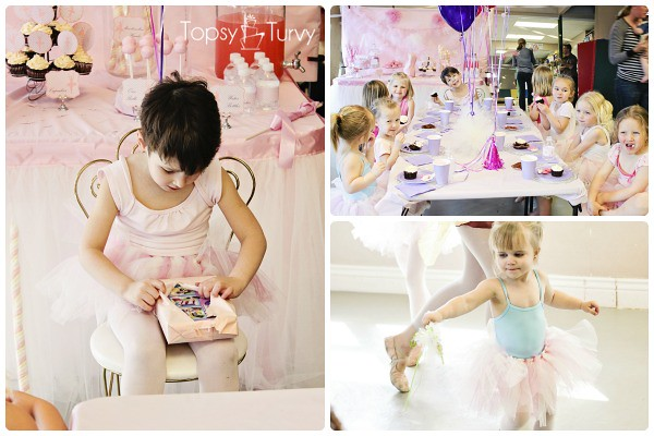 ballet-birthday-party-eating