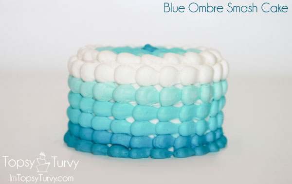 blue-ombre-smash-cake-imtopsyturvy.com