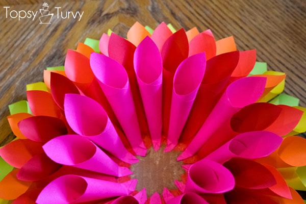 neon-Paper-dahlia-pink