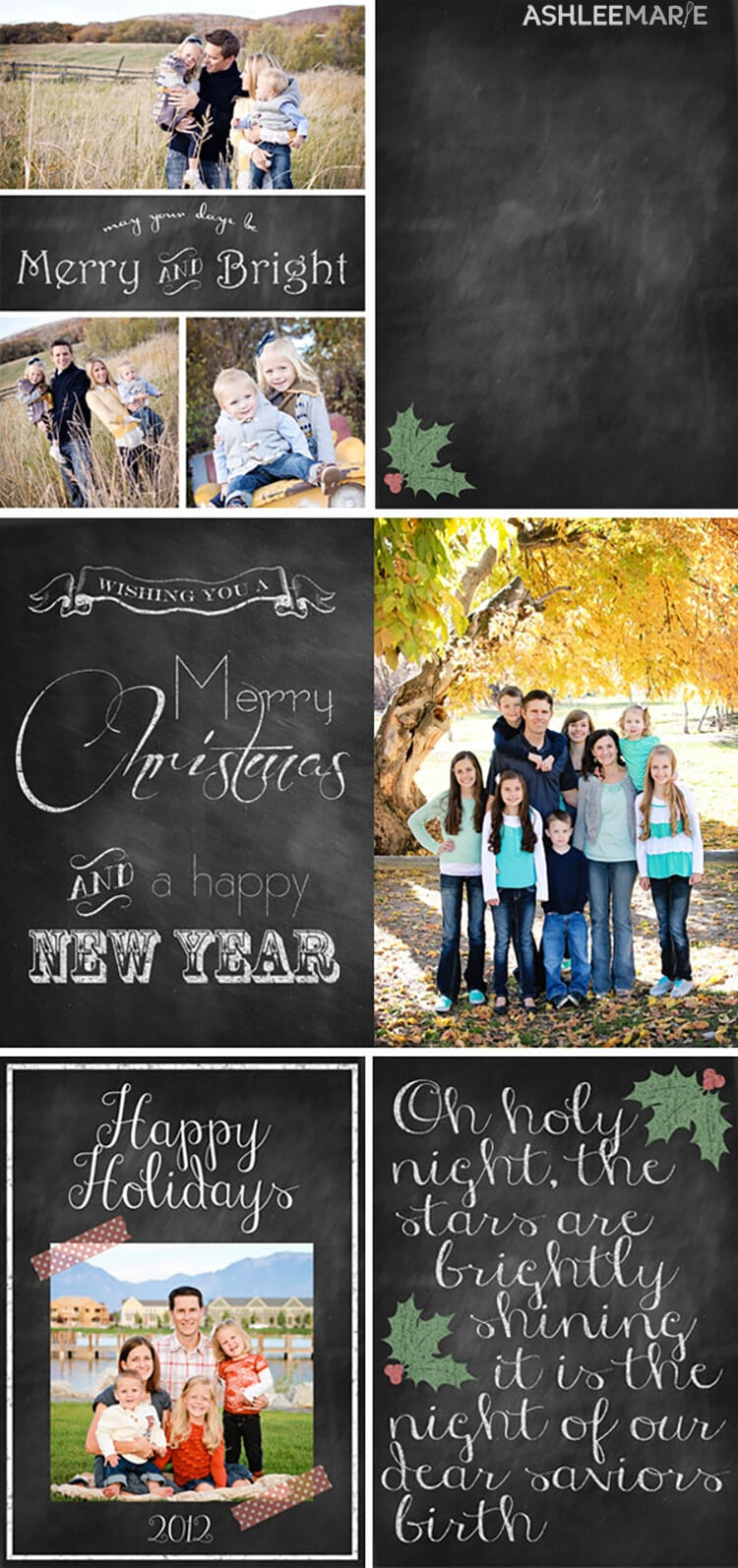 Chalkboard-christmas-cards