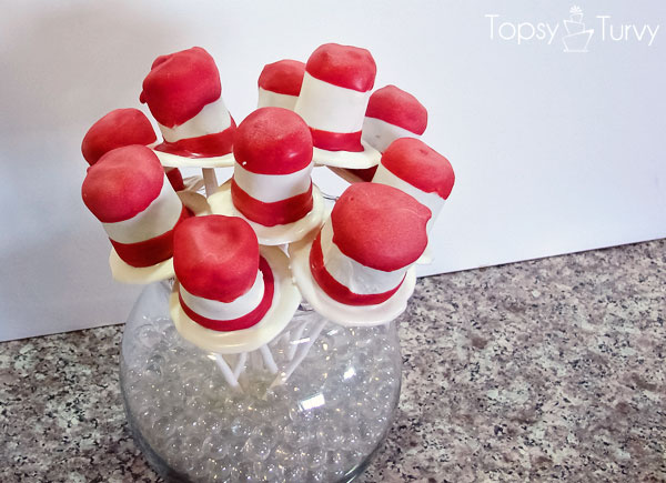 dr-seuss-oreo-ball-cake-pops-cat-hat-finished