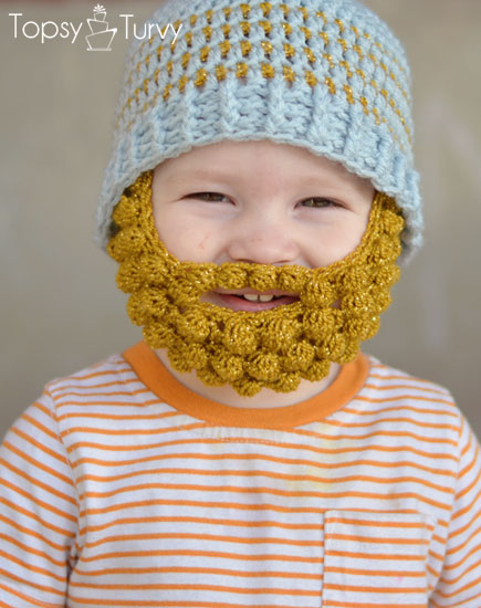 bobble-bearded-beanie-pattern-extra-small-medium-large-free