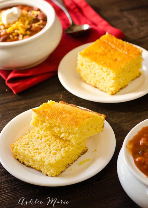 an easy to make cornbread recipe