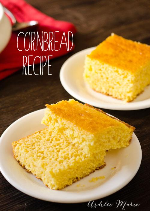 the best cornbread recipe you'll ever make