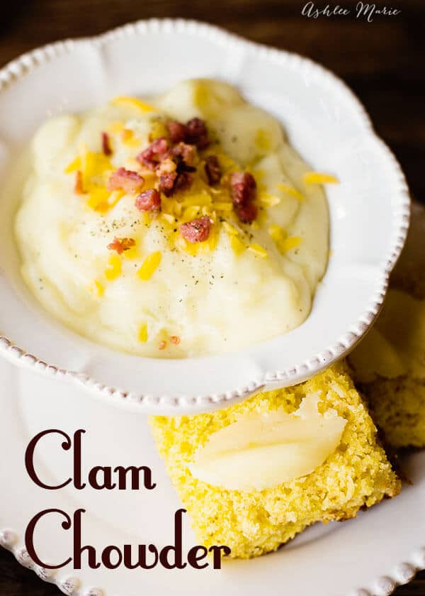the best clam chowder recipe