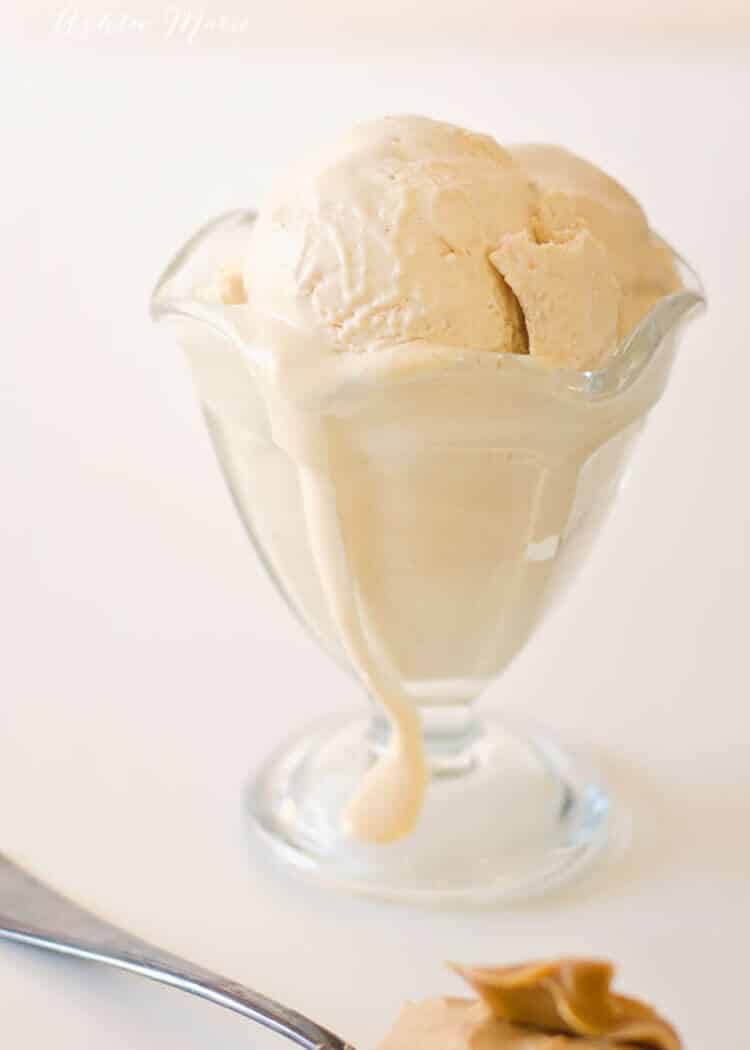 There isn't much I like more than good ice cream, this Peanut butter recipe is easy and delicious