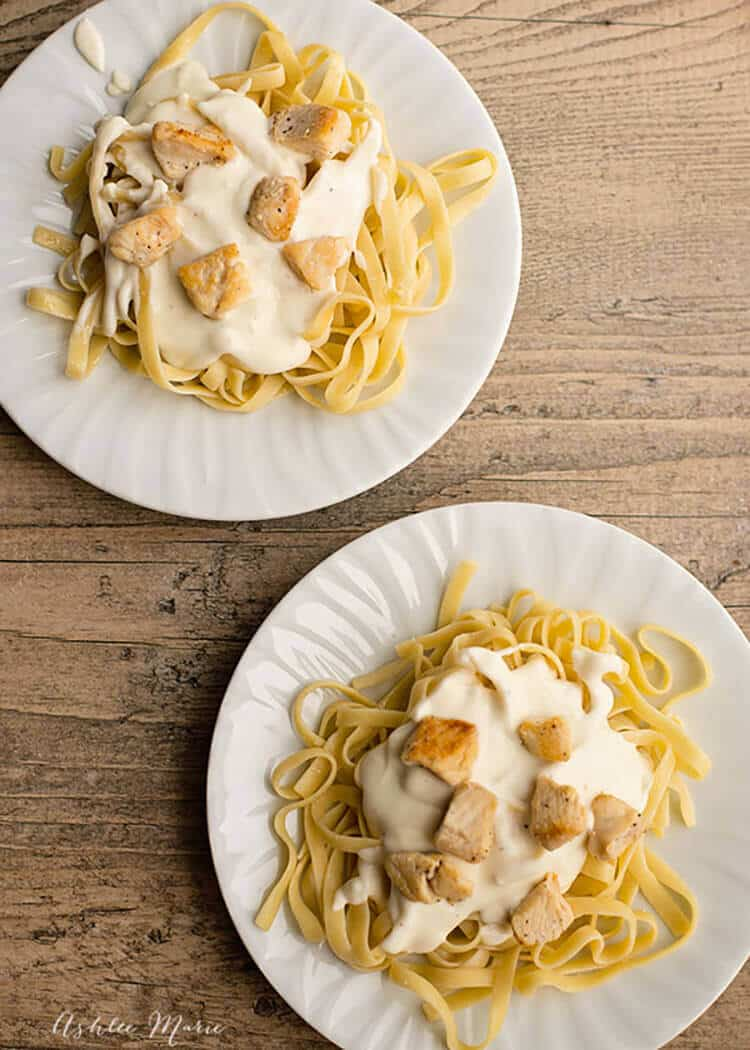 alfredo sauce from scratch is easier than you think, this recipe is always a huge hit