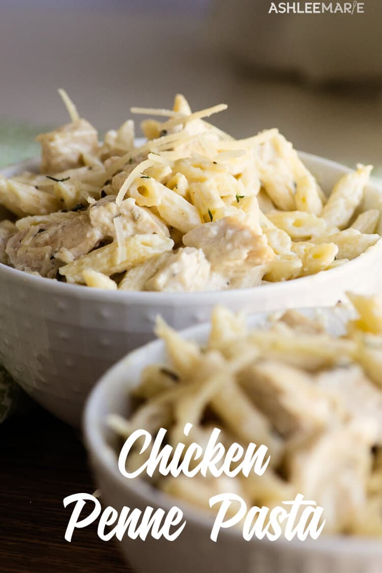 chicken penne pasta recipe