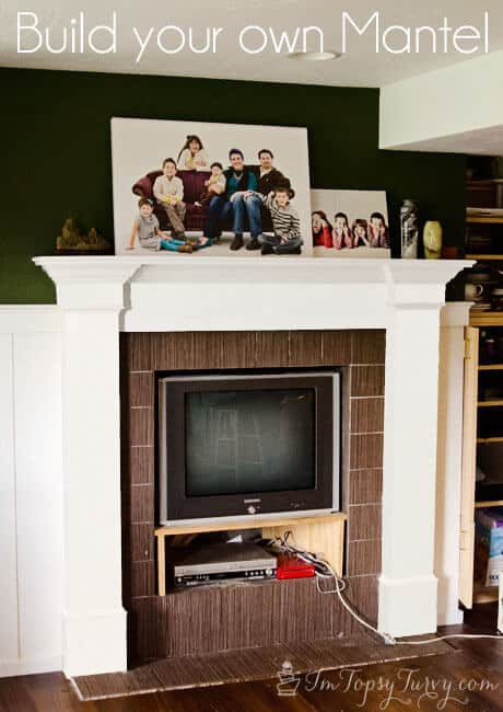 how-to-build-fireplace-mantel
