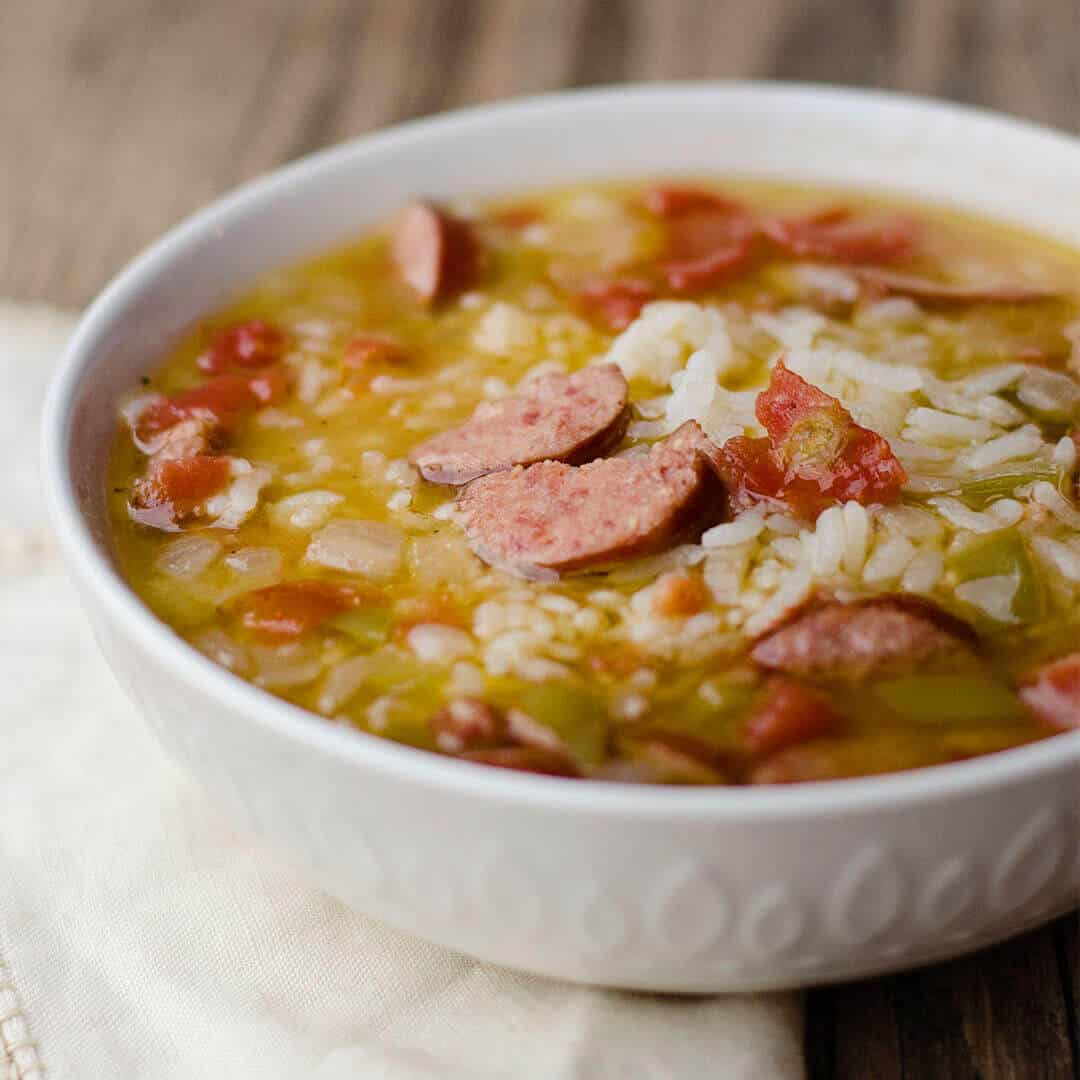 it does not get much better than a huge bowl of this spicy and flavorful creole gumbo, once a month we eat it free recipe