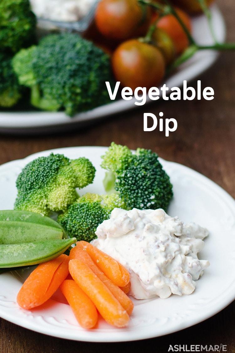 crack dip - easy veggie dip