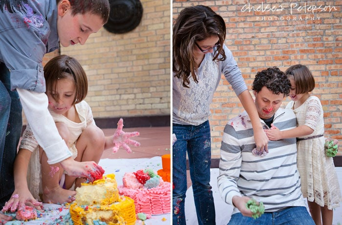 family-photography-smash-cake-session-dad