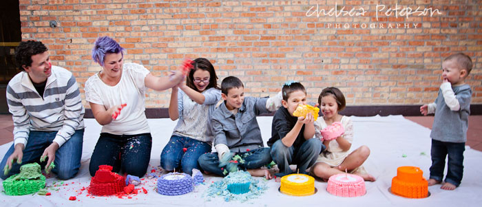 family-photography-smash-cake-session-baby