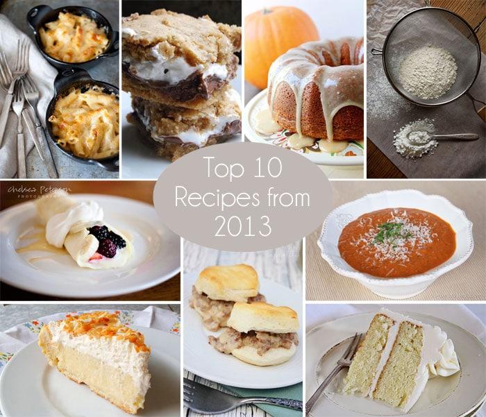 top-10-recipes-2013