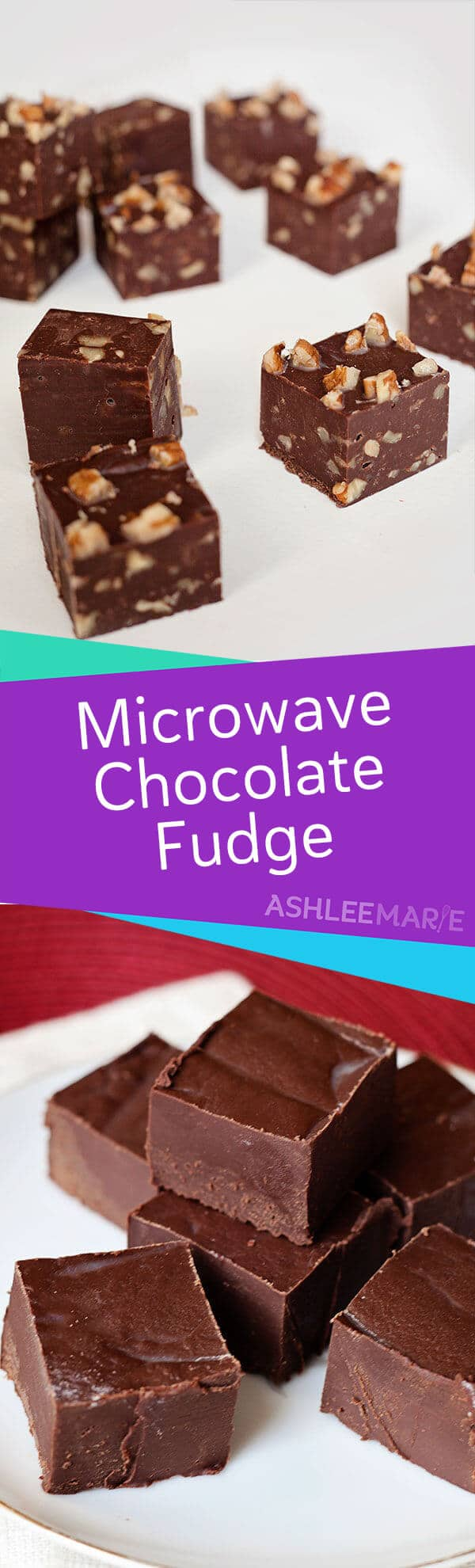easy microwave chocolate fudge recipe