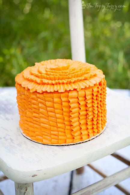 ruffled-buttercream-cake