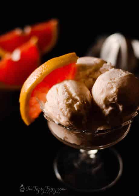 grapefruit-frozen-yogurt-recipes