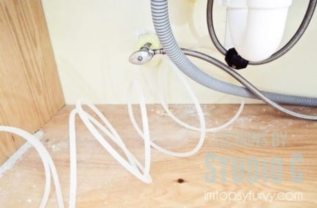 How To Install A Water Line For A Refrigerator Ashlee