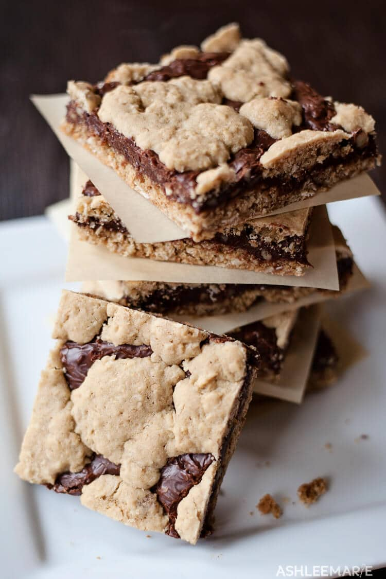 delicious chocolate oatmeal bar recipe