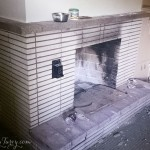 remodeling the fireplace