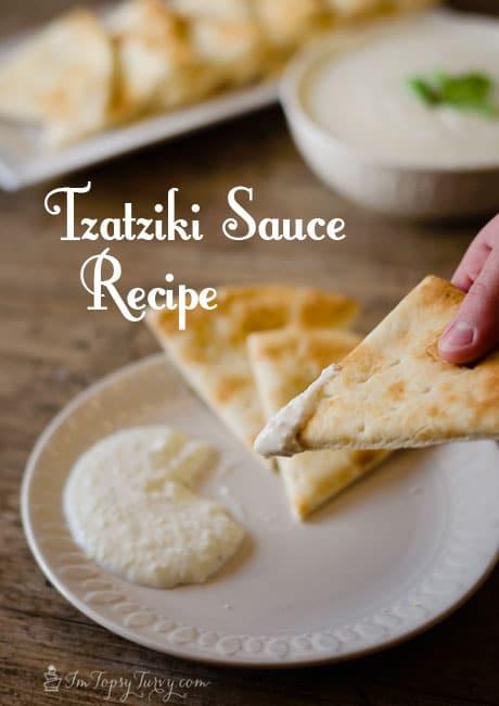 tzatziki-sauce