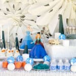 amazing frozen birthday party with crafts and recipes