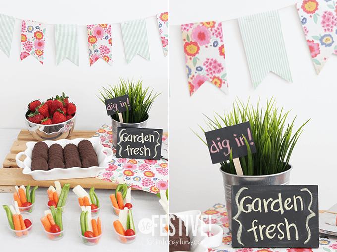Garden Party Idea Garden party ideas ashlee marie real fun with real food garden party ideas sisterspd