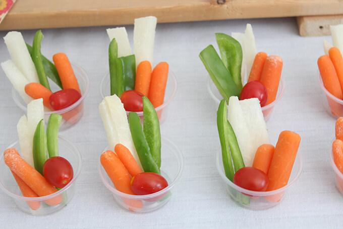 veggie-cups