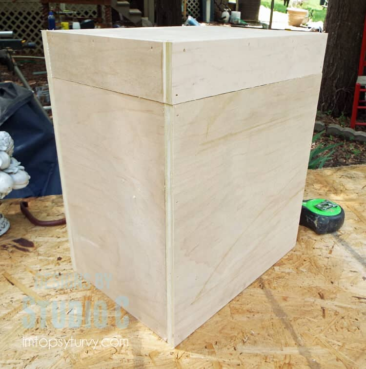 how-to-make-wood-ice-chest