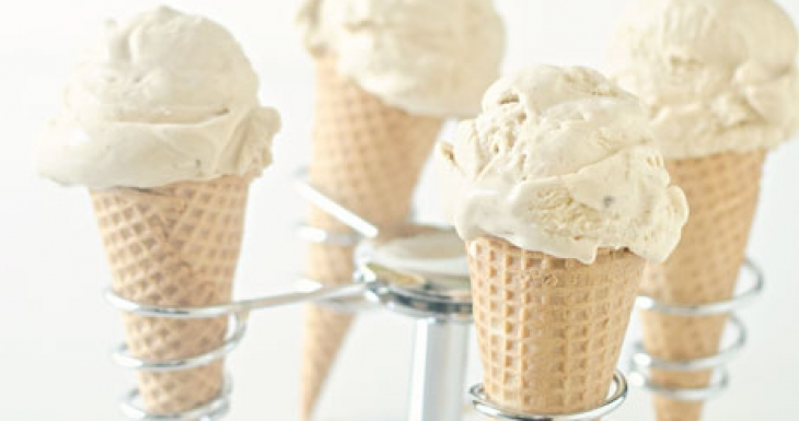 Toasted Marshmallow Ice Cream Recipe