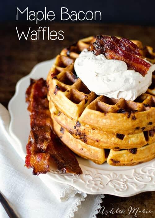01 - Ashlee Marie - Maple Bacon Waffle