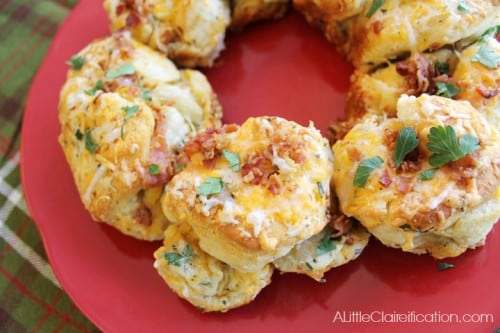05 - A Little Claireification - Cheesy Bacon and Herb Biscuit Ring