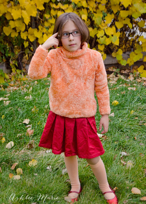 mystery incorporated velma costume