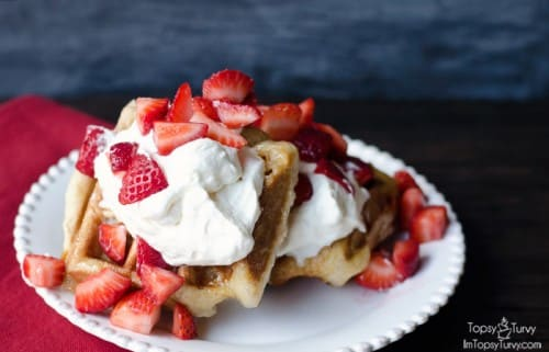 01 - Ashlee Marie - Liege Waffles