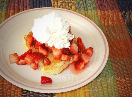 19 - Ashlee Marie - Coconut Pancakes