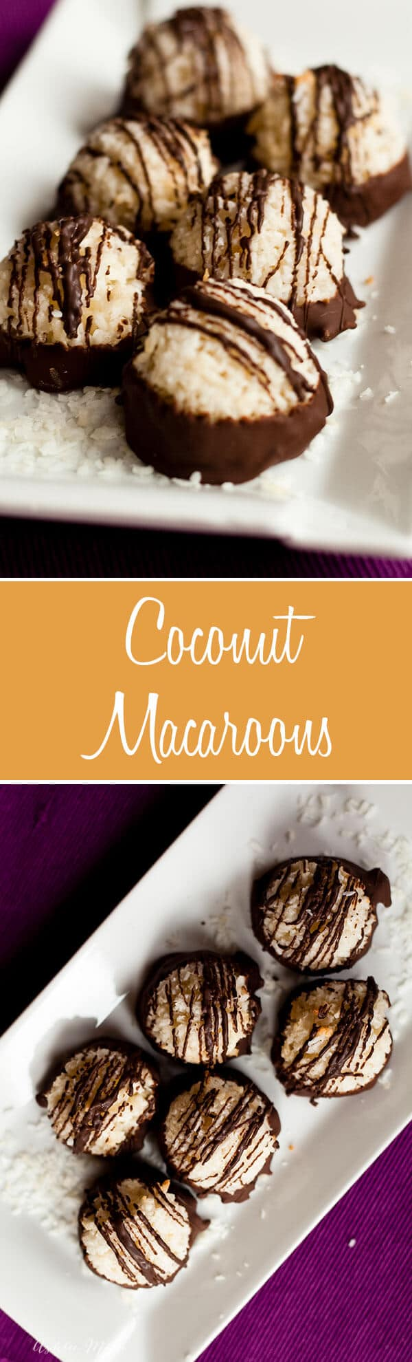 delicious and easy to make coconut macaroons
