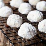 sandies mexican wedding cookies recipe